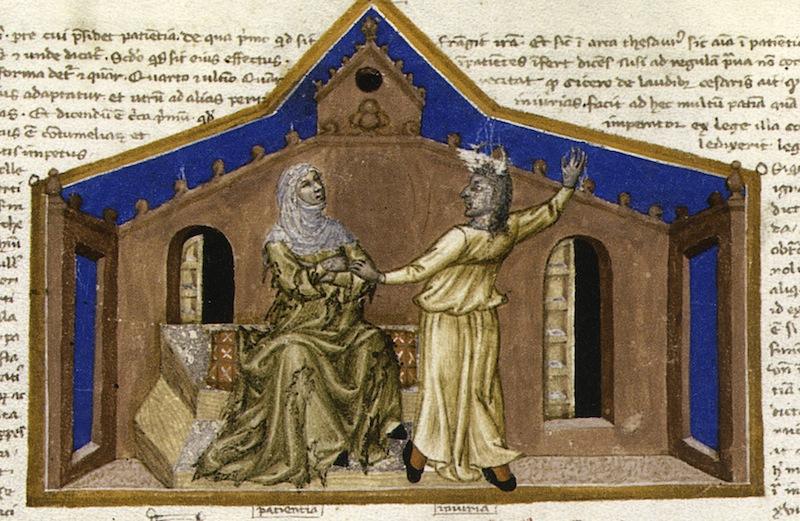 La <em>sottil parladura</em> di Francesco da Barberino