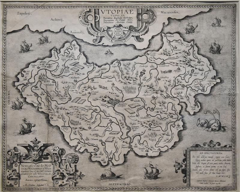 Figure e problemi dell'Utopia dal Rinascimento all'unità d'Italia