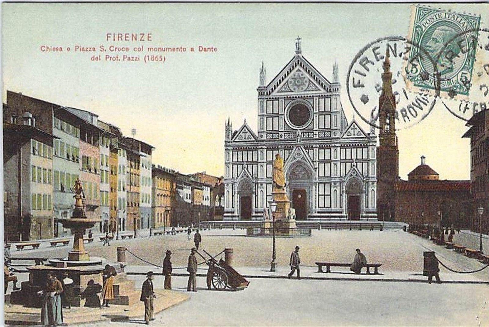 Francesco Selmi e le celebrazioni dantesche del 1865