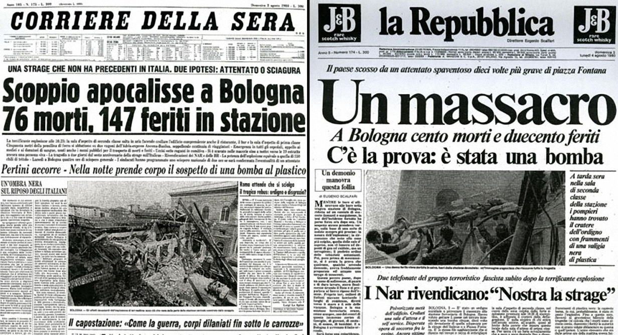 27 June 1980: on the Ustica massacre, a historical reconstruction